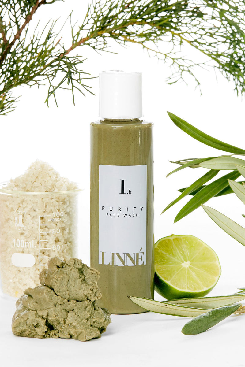Purify Face Wash by LINNÉ