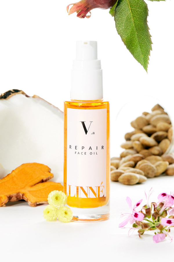 Repair Face Oil by LINNÉ