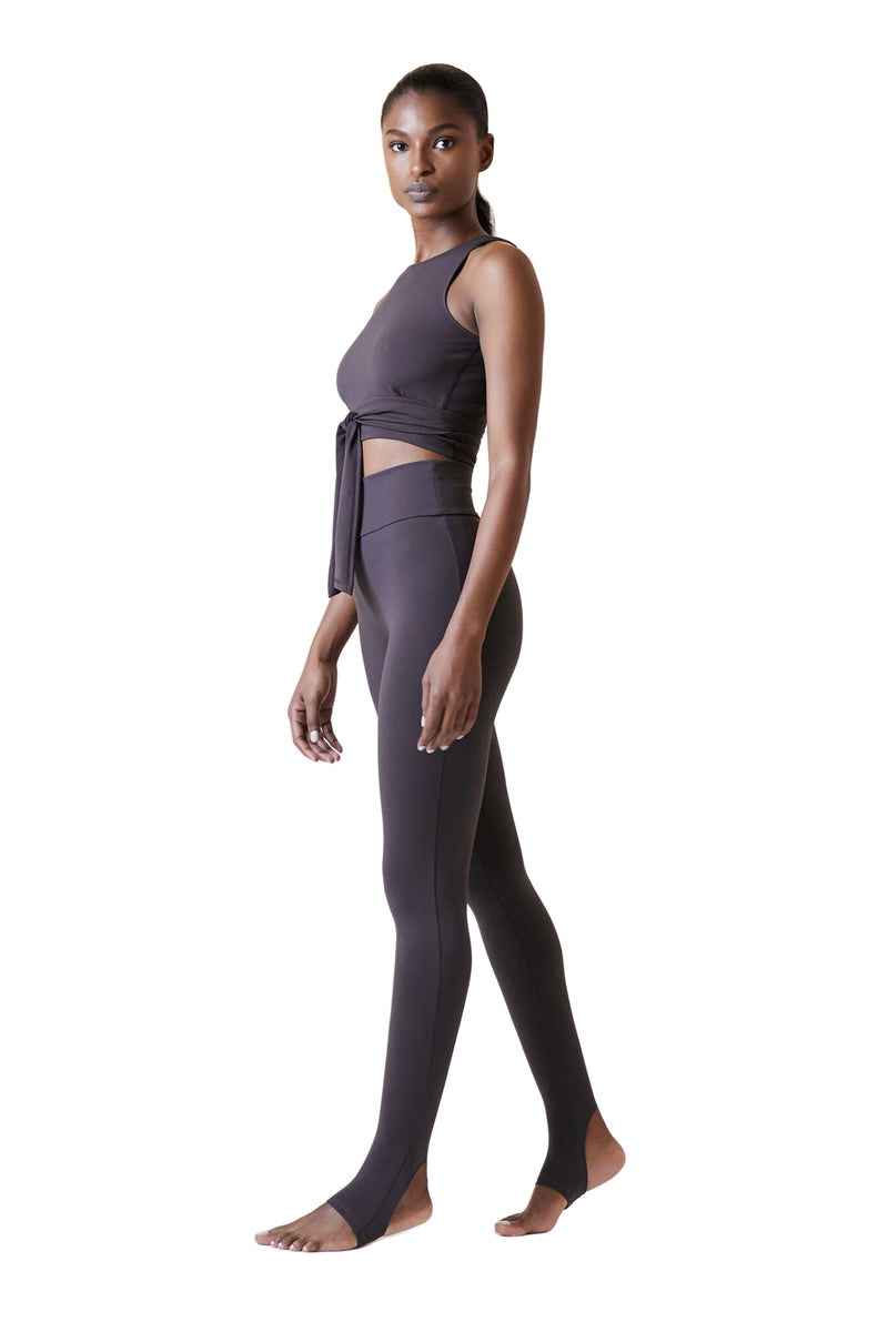 Pirate Black Ballet Legging by Live The Process