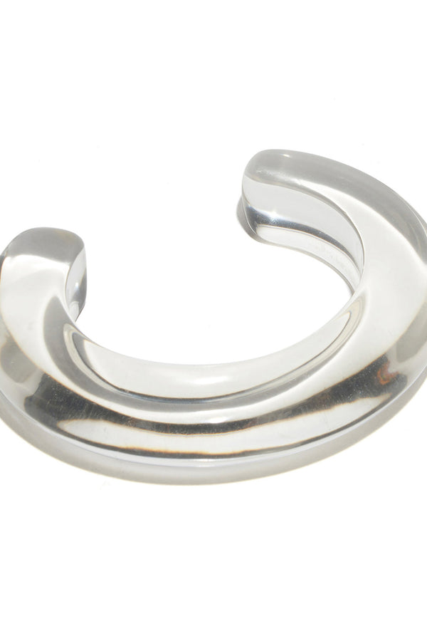Clear Ridge Cuff by Lizzie Fortunato