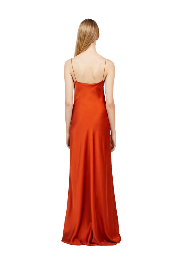 Bias Camisole Gown