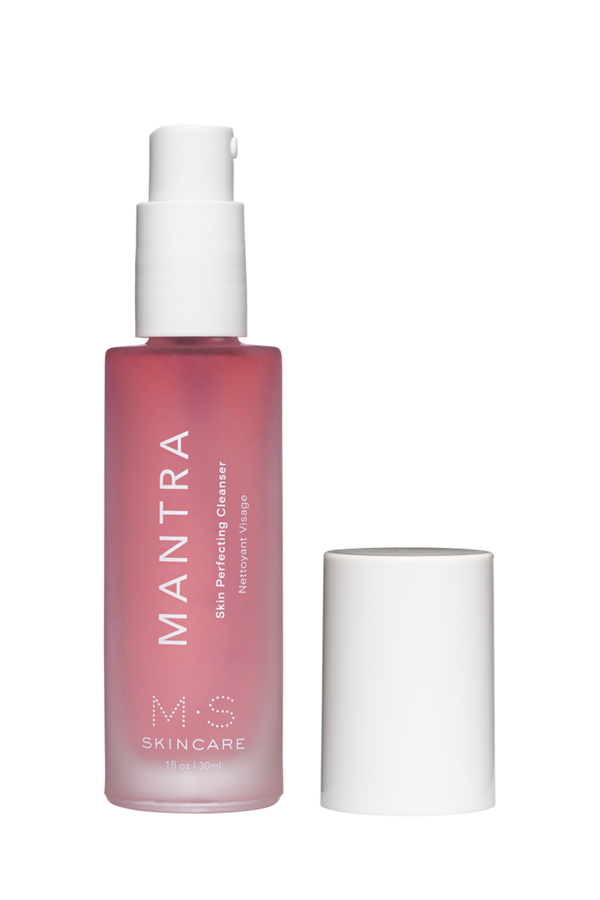 MANTRA: Skin Perfecting Cleanser | M.S. Skincare