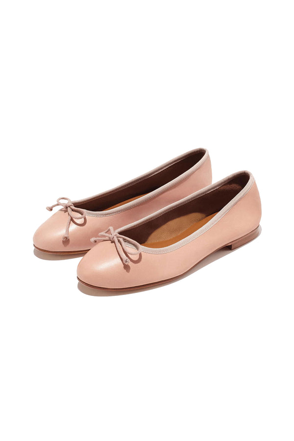 The Demi flat in Ballet Pink by Margaux
