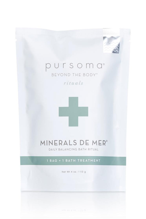 Minerals de Mer Bath Treatment | Pursoma
