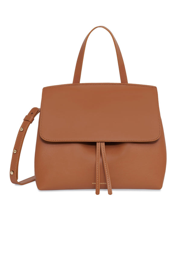 Saddle Calf Leather Mini Bag by Mansur Gavriel