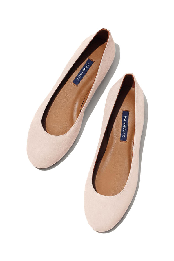 The Classic flat in Natural by Margaux