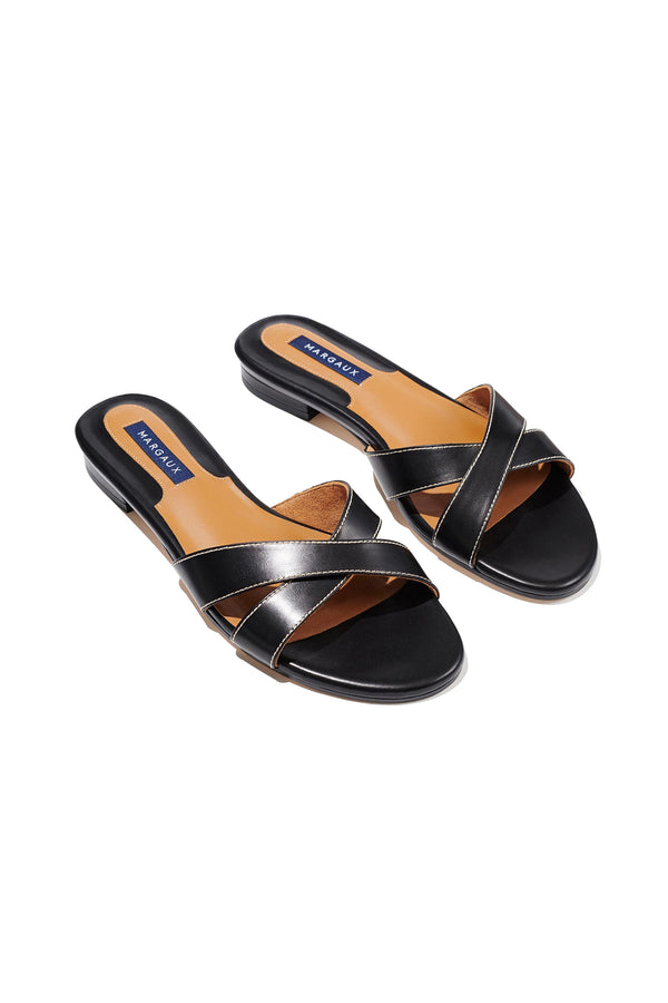 The Sandal in Black by Margaux