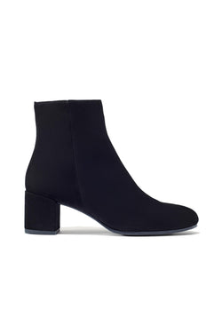 The Boot in Black Suede by Margaux