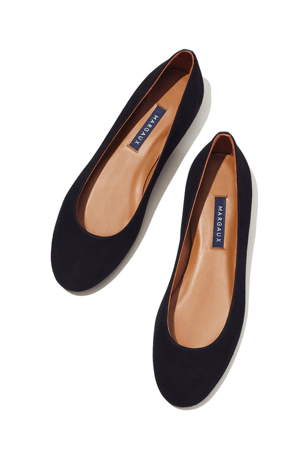 The Classic flat in Black by Margaux