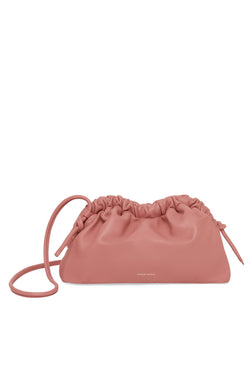 Mini Cloud Clutch in Blush | Mansur Gavriel