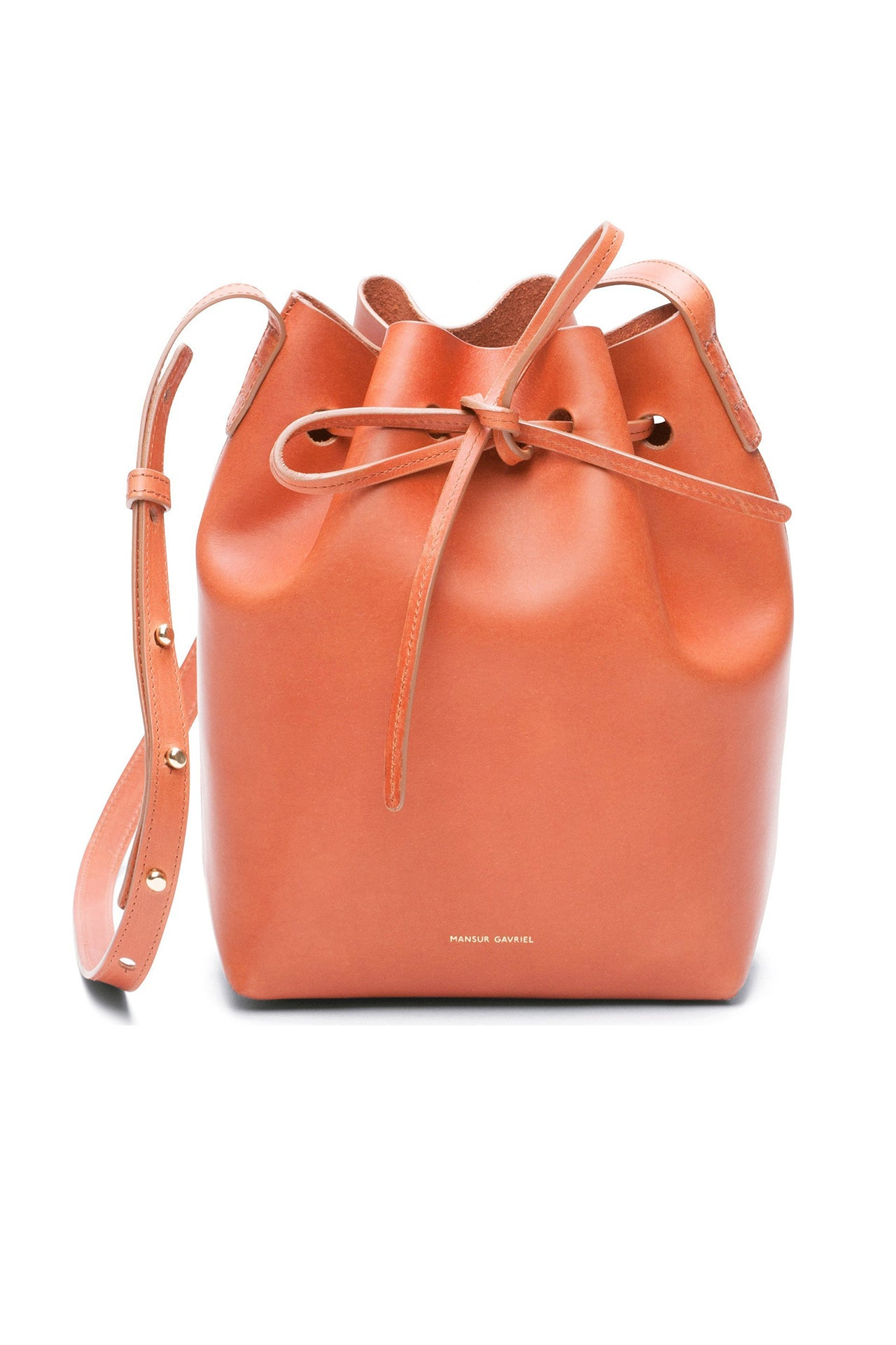 Brandy Mini Bucket Bag