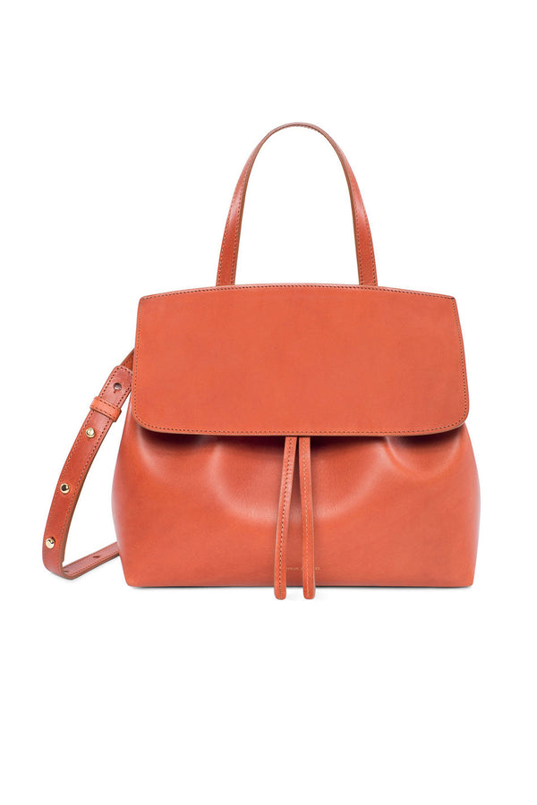Avion Leather Top Handle Satchel Bag by Mansur Gavriel