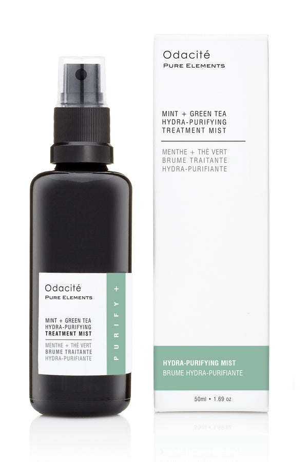 Mint & Green Tea Hydra-Purifying Treatment Mist by Odacité
