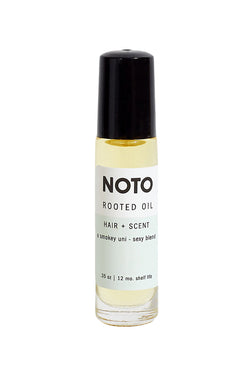 Rooted Oil Rollerball by NOTO botanics
