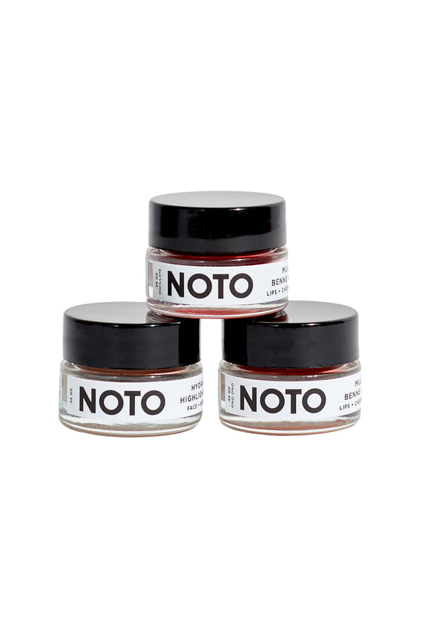 Color and Glow Pot Trio by NOTO botanics