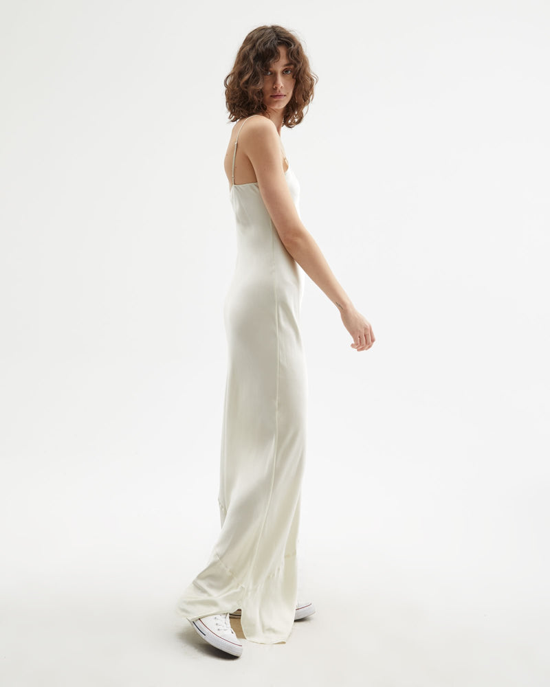 Cami Gown in Ivory by Nili Lotan