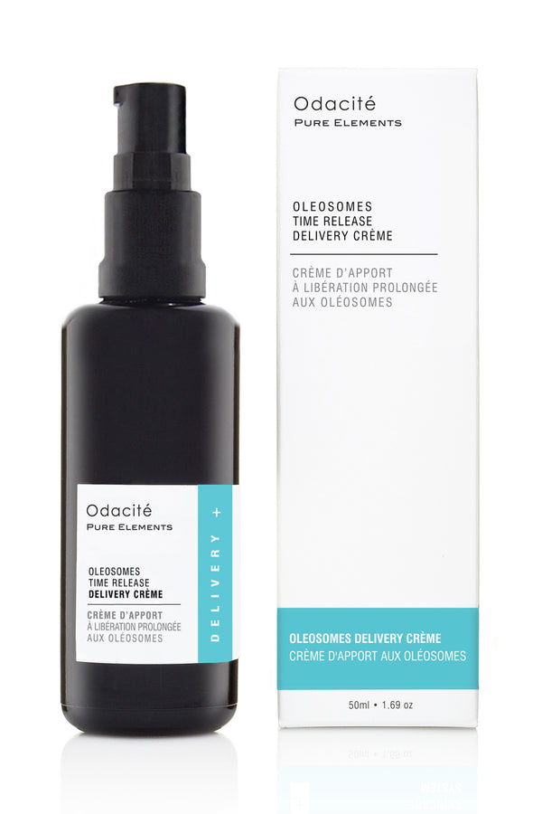 Oleosomes Time Release Delivery Crème by Odacité