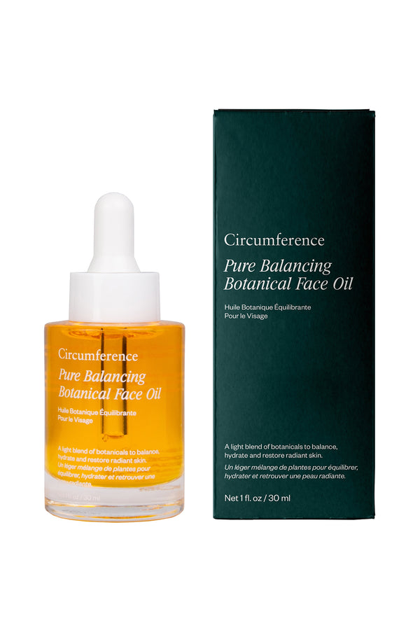 Pure Balancing Botanical Face Oil