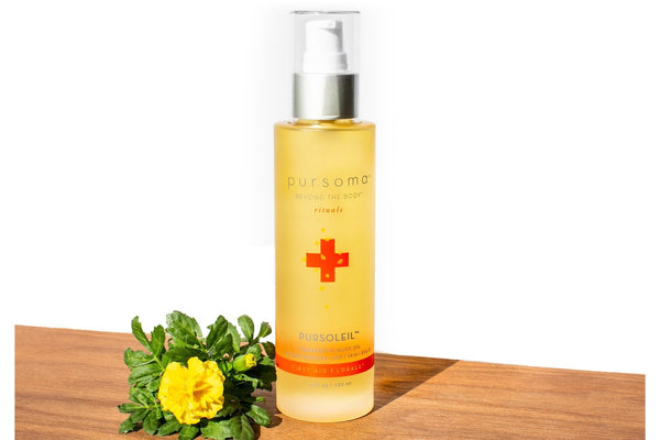 Pursoleil Therapeutic Body Oil | Pursoma