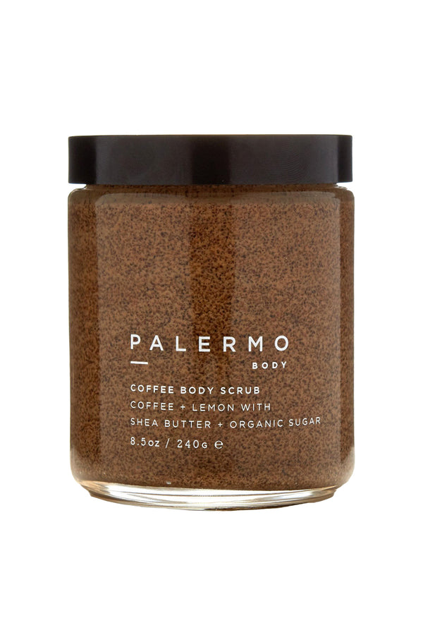 Coffee Body Scrub by Palermo Body