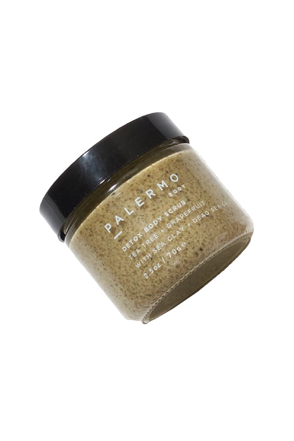 Detox Body Scrub by Palermo Body