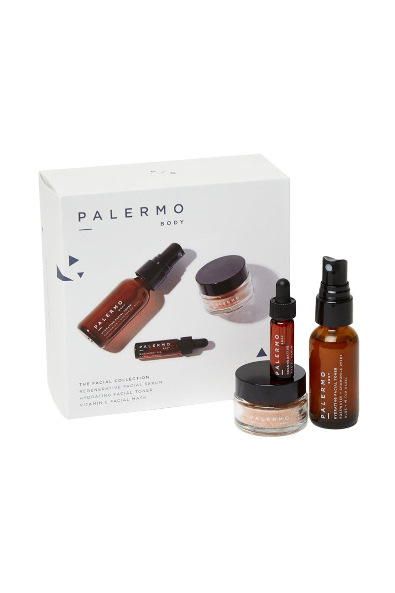 Facial Discovery Kit by Palermo Body