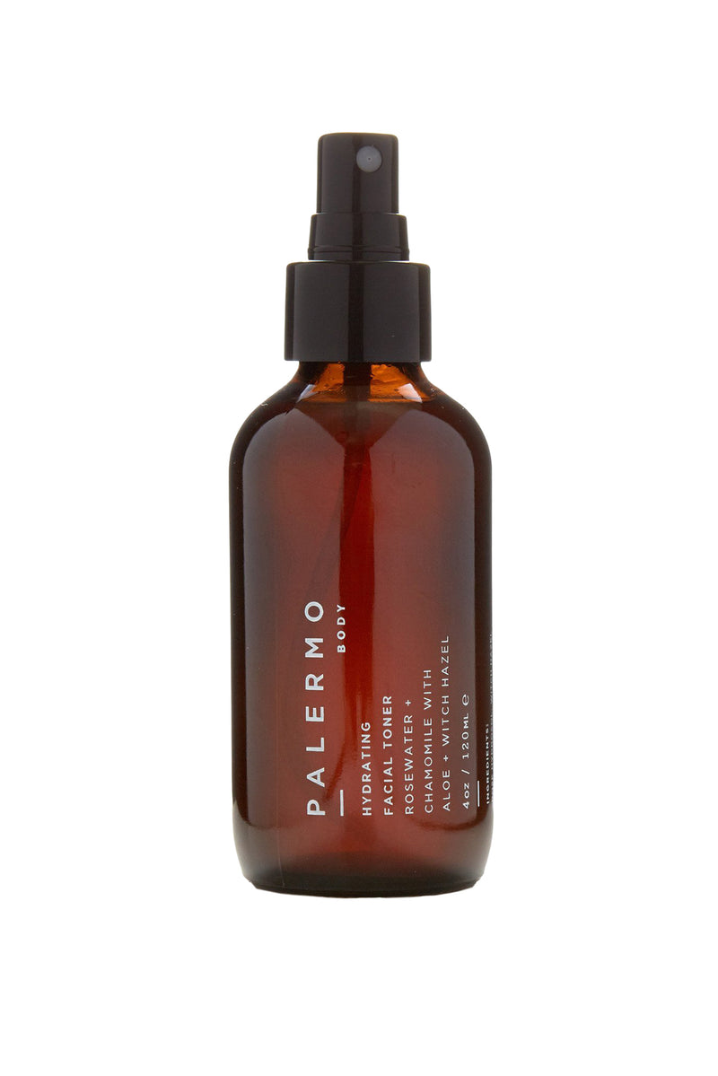 Hydrating Facial Toner by Palermo Body