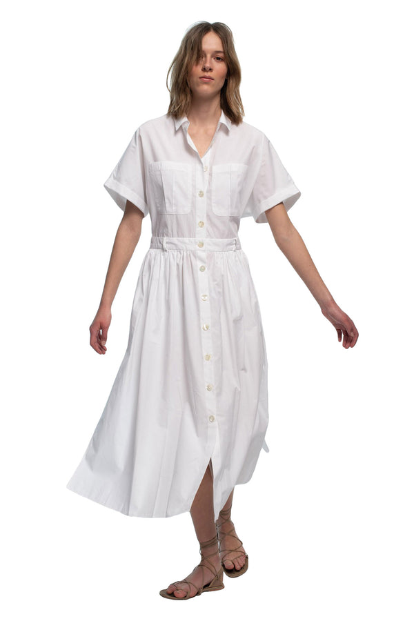 Pamlico Shirtdress