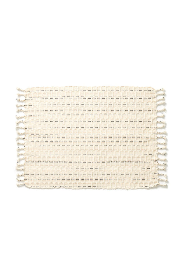 Panalito Placemat - Cream | MINNA