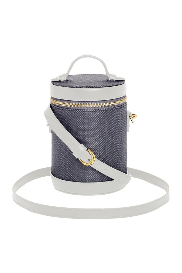 Crossbody Capsule in Seafarer Navy by Paravel