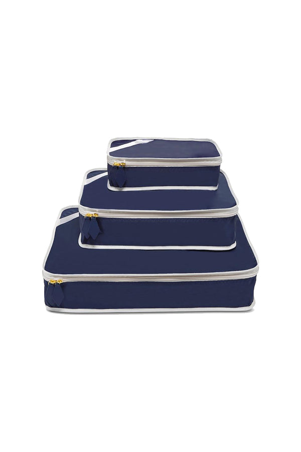 Packing Cube Trio in Navy by Paravel
