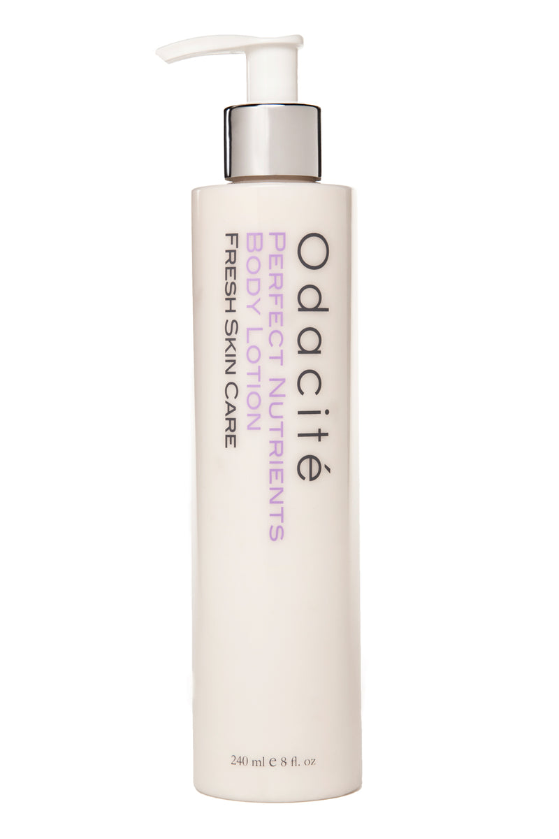 Perfect Nutrients Body Lotion by Odacité