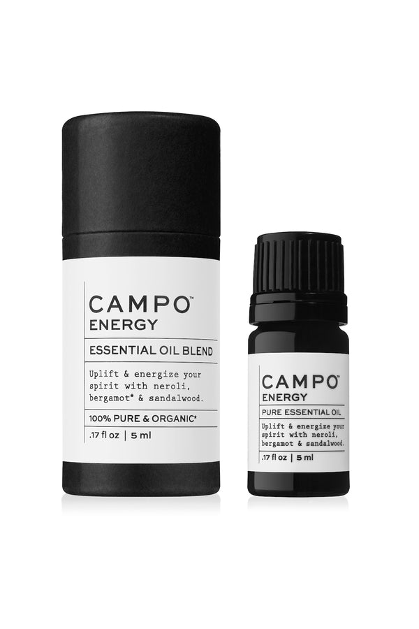 Energy essential oil blend by CAMPO Beauty