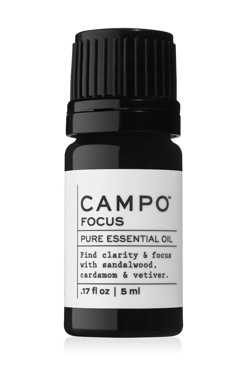 Focus essential oil blend by CAMPO Beauty