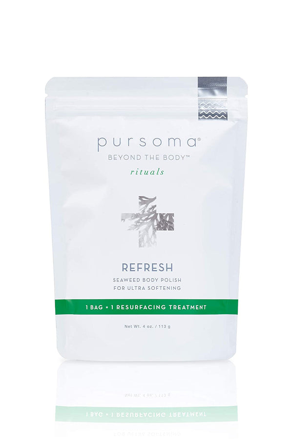 Refresh Seaweed Body Polish | Pursoma