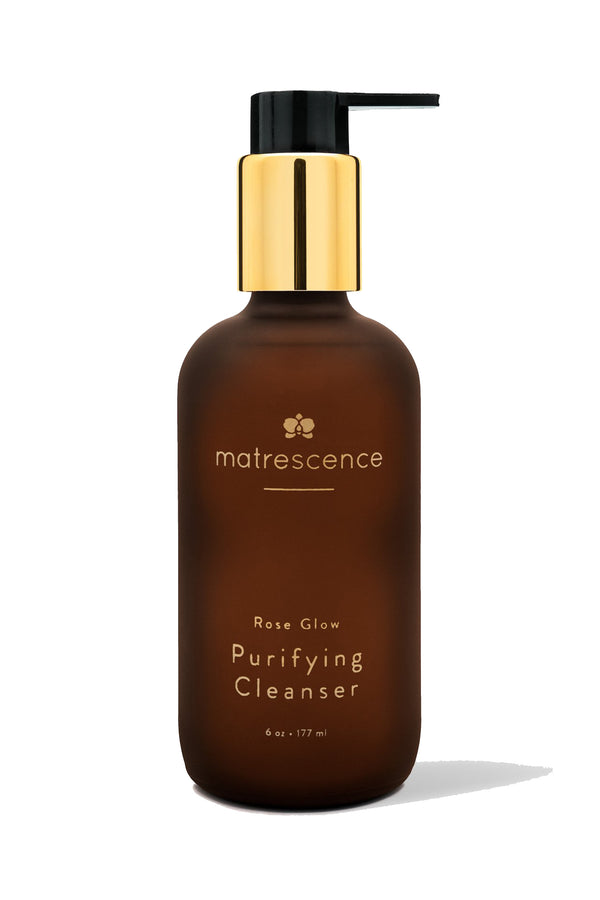 Rose Glow Purifying Cleanser