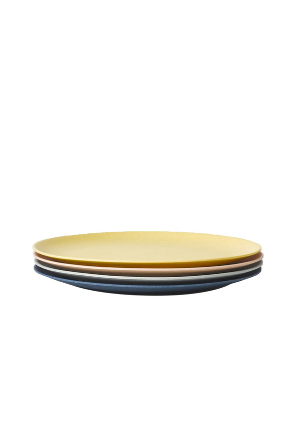 Set of 4 Assorted Salad Plates: Mixed Pack Two | Fable NY