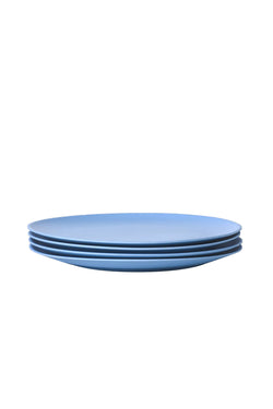 Set of 4 Salad Plates in Robin's Egg | Fable NY