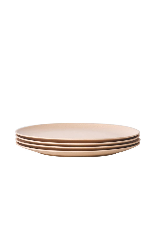 Set of 4 Salad Plates in Sun Rises | Fable NY