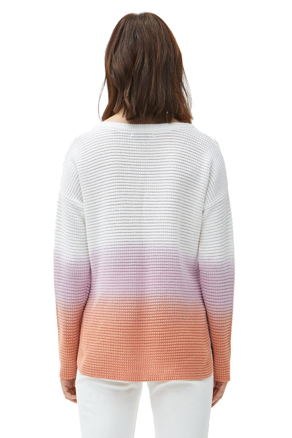 Paige Dip Dye Pullover Sweater