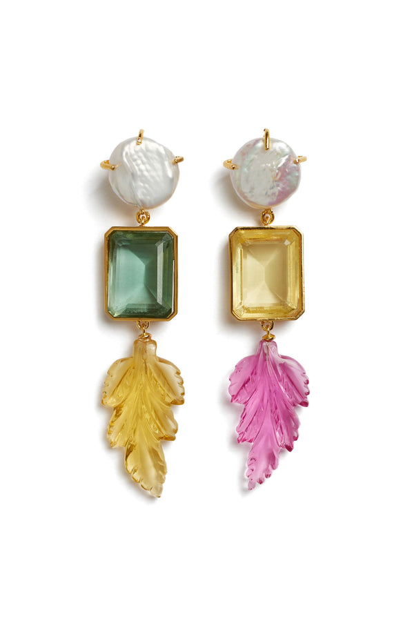 Tiered Joyride Earrings by Lizzie Fortunato
