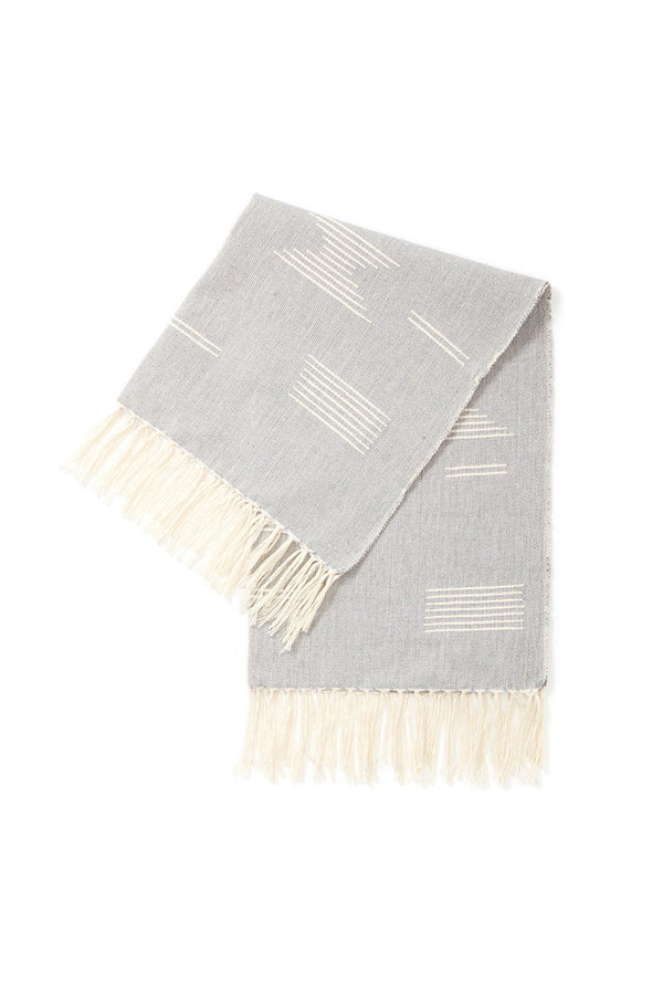 Shapes Towel - Grey | MINNA