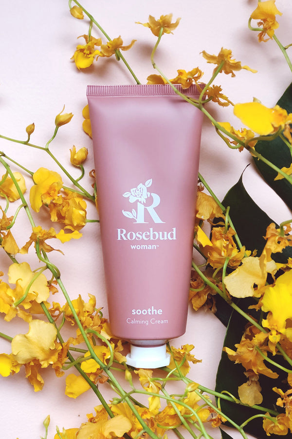 Soothe: Calming Cream | Rosebud Woman