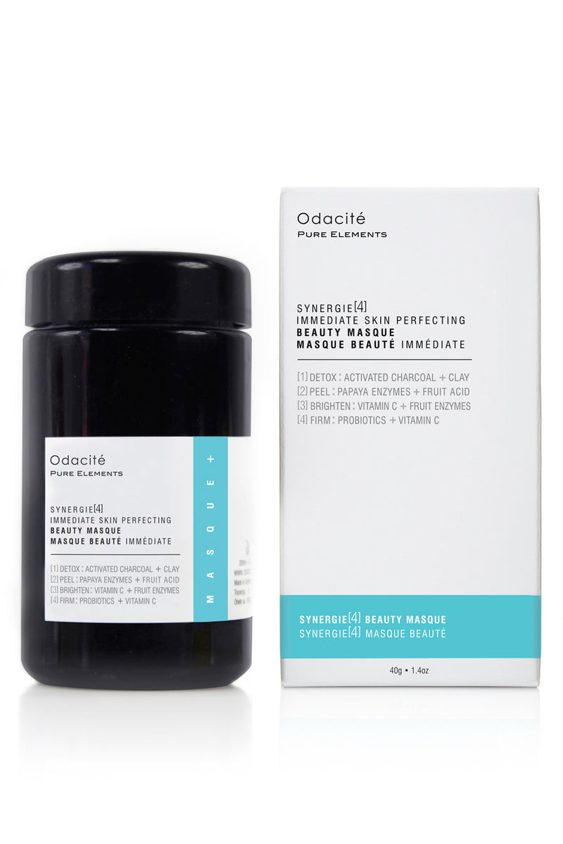 Synergie[4] Immediate Skin Perfecting Beauty Masque Full Size by Odacité