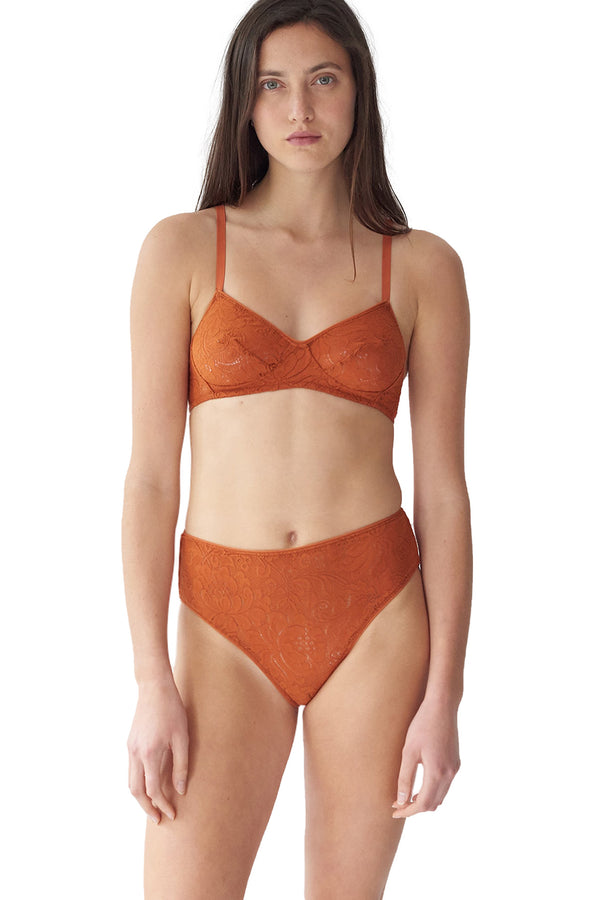 Tali Hipster in Terracotta from Araks