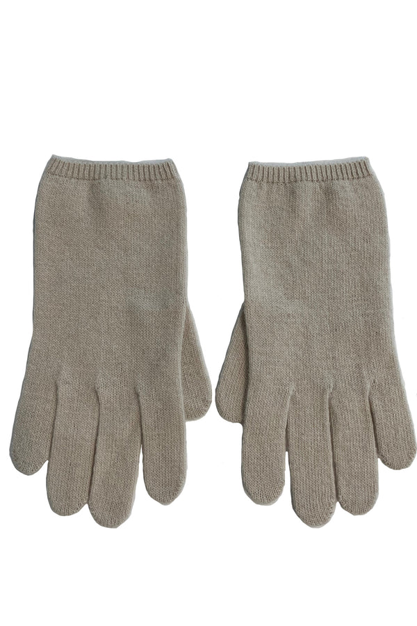 Thin Cashmere Full Finger Gloves