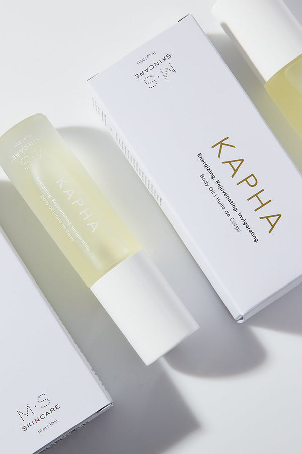 KAPHA | Energizing Body Oil, Travel Size