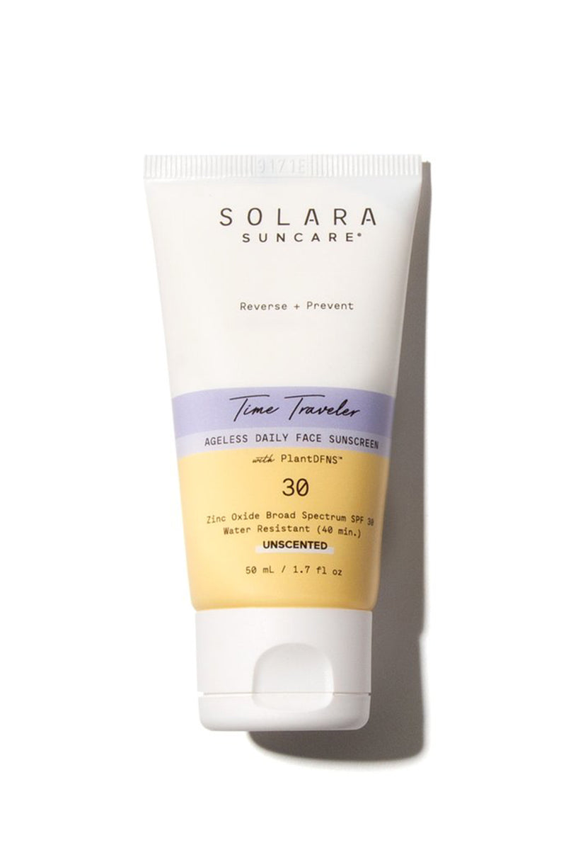 Time Traveler Ageless Daily Face Sunscreen