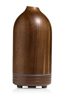 Wooden essential oil diffuser by Campo Beauty