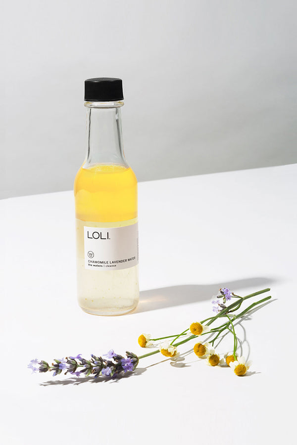 Chamomile Lavender Water